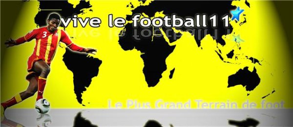 Vivelefootball11, le numro 1 sur l'actu foot du moment! 